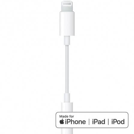 Apple Lightning - Jack Adapter